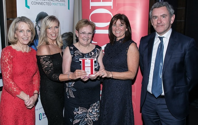 Trailblazing tomorrow's world technology today  . . . Telehealth team win national award