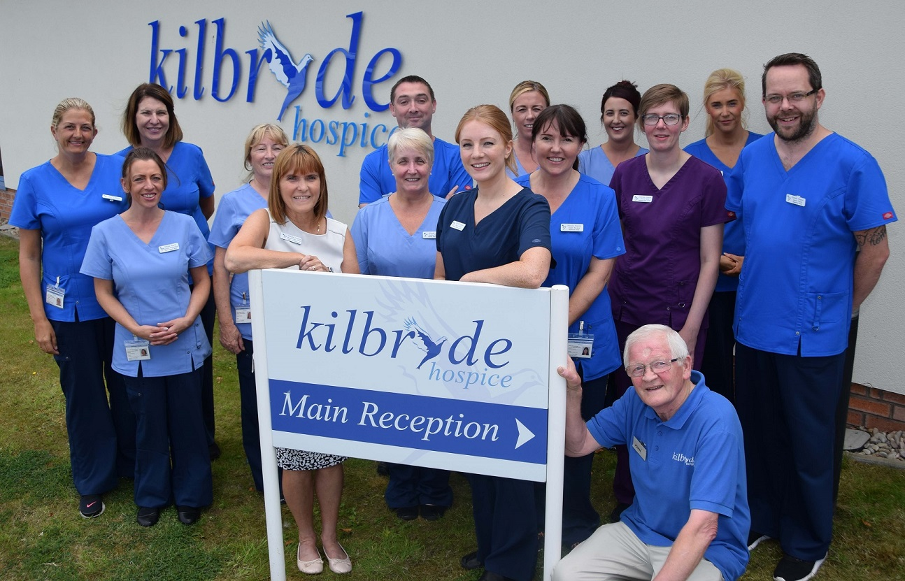 New specialist inpatient beds at Kilbryde Hospice