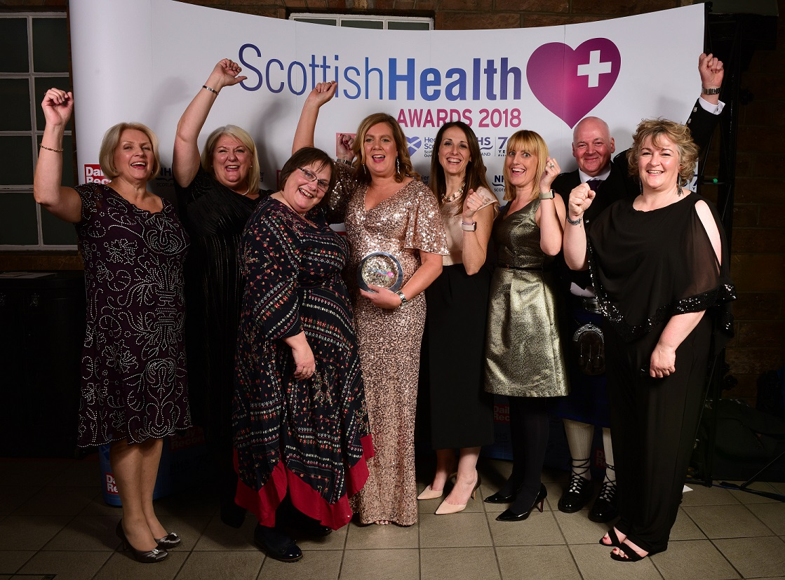 Focus: Project that took patient care to new heights comes out top at national awards