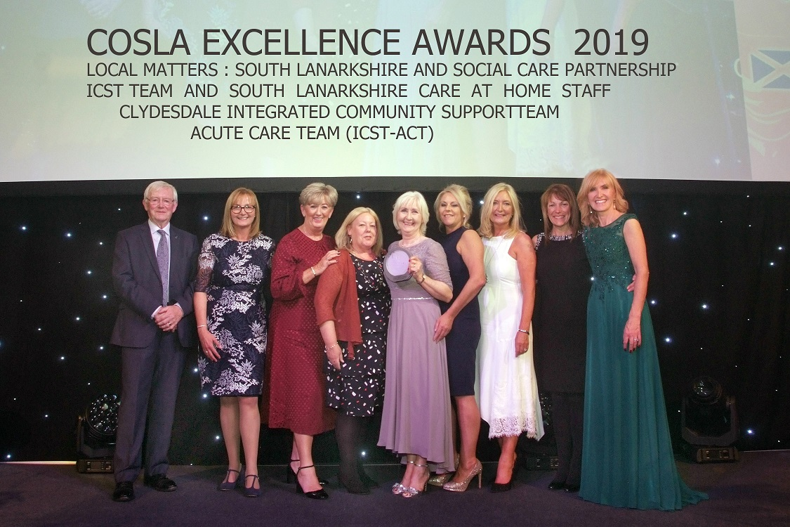 SLC Revealed: Award winning team's listening ears are the secret of resounding success