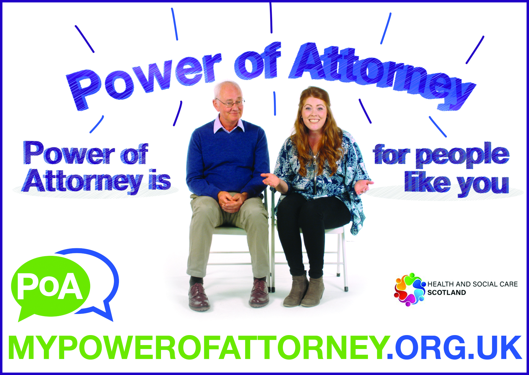 Families urged to get Power of Attorney