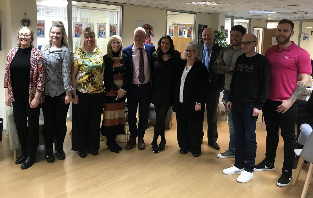 SLC Community-driven approach to alcohol and drugs recovery is praised